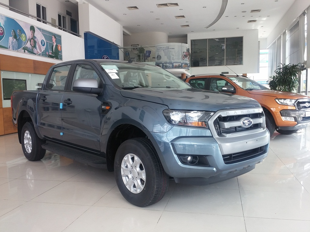 Ford Ranger XLS AT 2.2L 4×23
