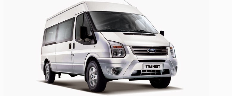 Ford Transit Luxury (Bản Cao cấp)5