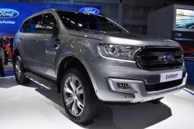 Ford Everest 2018 Mới