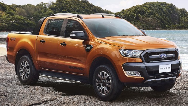 FORD RANGER WILDTRAK 2.0L 4X2 AT3