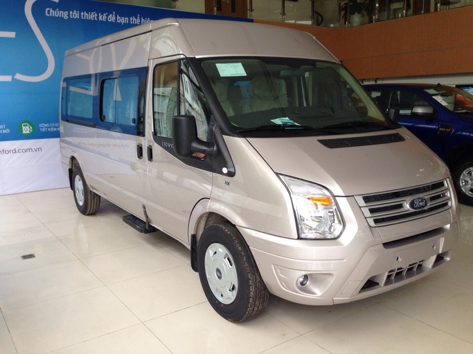 FORD TRANSIT MEDIUM 2.2L2