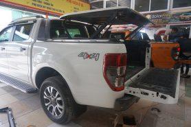 Nắp thùng xe bán tải Ford Ranger 2020