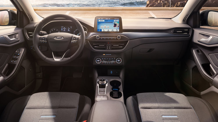 Ford Focus 2019 New5