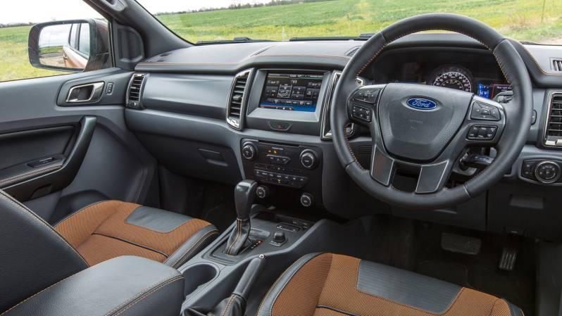 Ford Ranger 2018 Mới – xe bán tải số 1 Việt Nam4