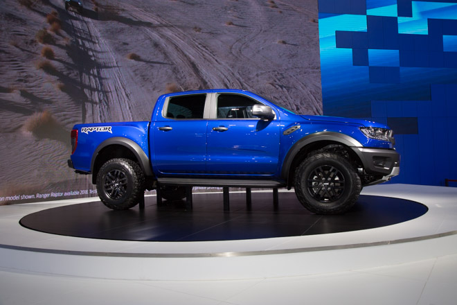 Ford Ranger Raptor 2.0L 4×4 AT 20192