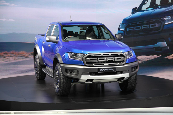 Ford Ranger Raptor 2.0L 4×4 AT 20194