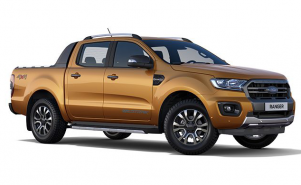 Ford Ranger Wildtrak 2.0L 4×4 AT Bi-Turbo (kép)