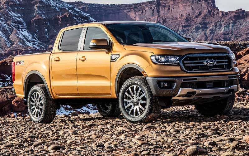 Ford Ranger Wildtrak 2.0L 4×2 AT Turbo đơn2