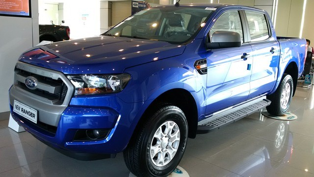 Ford Ranger XLS AT 2.2L 4×22