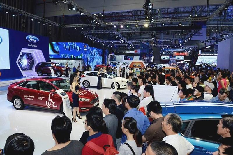 Những thay đổi ảnh hưởng đến thị trường ô tô 2018 tại Việt Nam