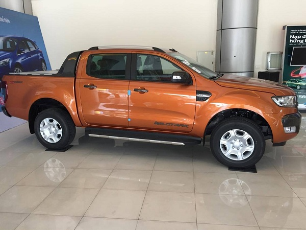Ford Ranger Wildtrak 2.0L 4×2 AT5