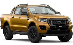 Ford Ranger Wildtrak 2.0L 4×4 AT