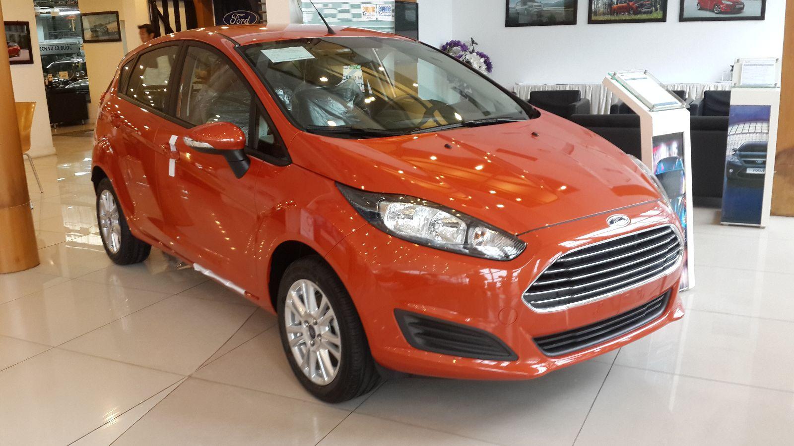 Ford Fiesta 5 cửa 1.0L AT Sport+2